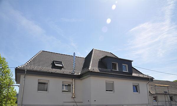 Hausdach-Bügeler Bedachungen Dachdeckermeisterbetrieb Siegen